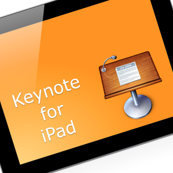 Keynote for iPad