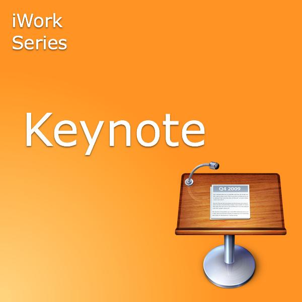 iWork Series: Keynote