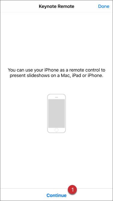 How to Use Keynote Remote | Slide-IQ com